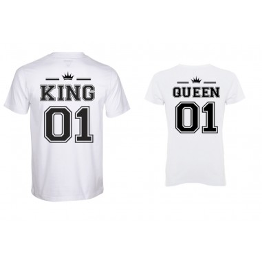 Комплект King end Queen 01