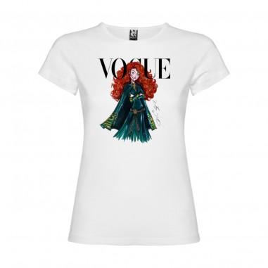 Дамска тениска с щампа Vogue
