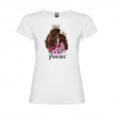 Дамска тениска с щампа Princesses