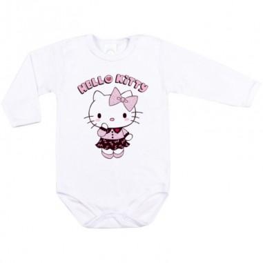 Бебешко боди Hello Kitty