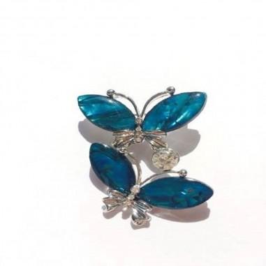 Брошка Пеперуди