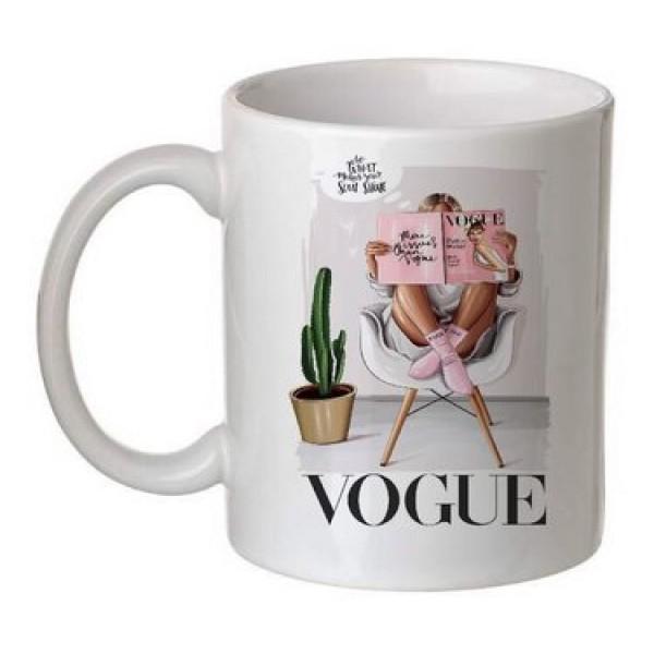 Чаша - Vogue
