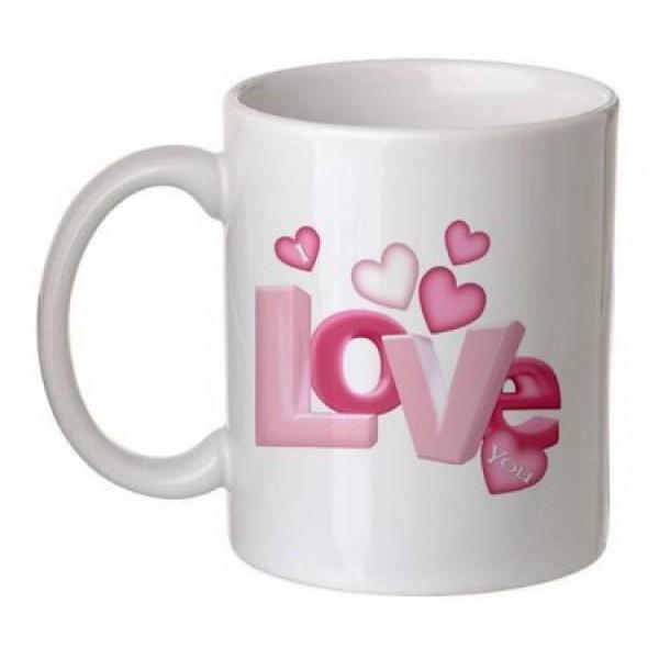 Чаша - Love от категория Чаши със снимки